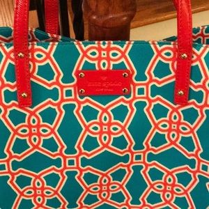 kate spade Bags - Sale! ♠️Kate Spade Moroccan Leather tote♠️
